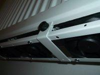 Ventilátor na radiátor